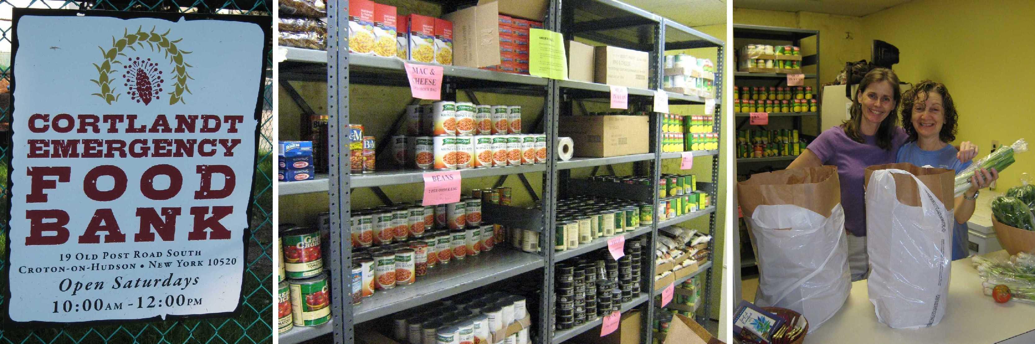 Hillside Food Bank Westchester